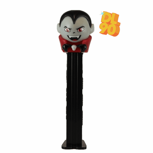 NEW! 2021 Halloween Vampire Pez! Loose, Mint on Card or Mint in Bag!