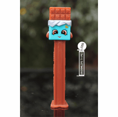 NEW! Cheeky Chocolate Shopkins Pez, Loose or Mint in Bag