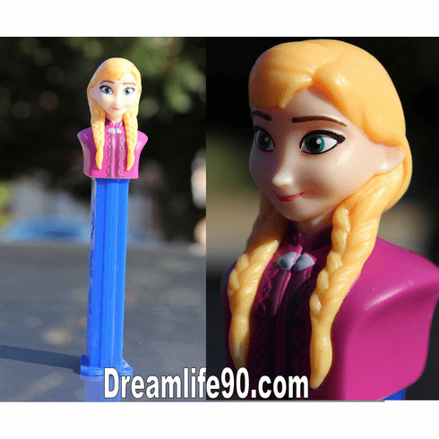 New! Disney's Frozen Pez, Anna, Loose SALE!
