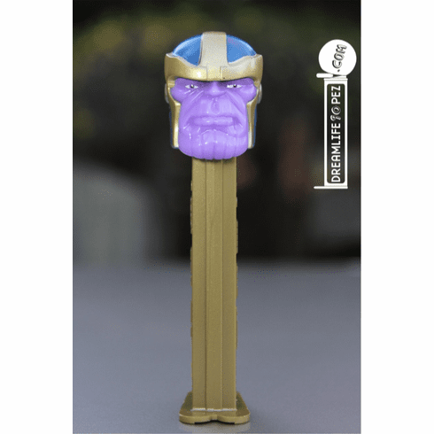 NEW for 2019! Thanos Pez, Marvel Comics,  Loose or Mint in Bag