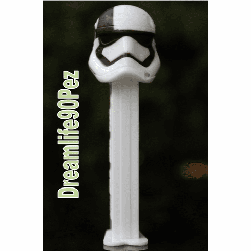 New Star Wars Storm Trooper Executioner Pez