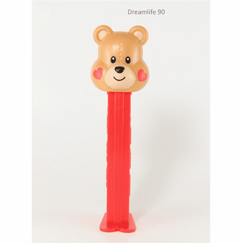 NEW! 2020 Teddy Bear Pez, Valentine, (loose or mint on card)