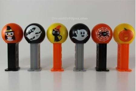 OCTOBER 2019, Winners received the NEW HALLOWEEN MINI PEZ COMPLETE SET OF 6, LOOSE ABSOLUTELY FREE! Always fun stuff! Winners: Michael Ballard. Becky Crawford, Chase Crocker, Nadine Owens, Mitch Fowler. CONGRATULATIONS!