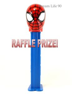 FEBRUARY, MARCH and APRIL 2020! Winners received THE NEW SPIDERMAN PEZ! ABSOLUTELY FREE! Always Fun Stuff! WINNERS: Stacy Skeene, Judith Smith, Kiefer Plenois, Candy Pierucci, Janet Austin, Helen Bruggeman, Roman Marks