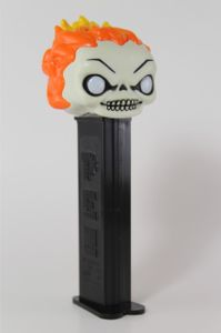 MAY 2019, Winners received the NEW GHOST RIDER FUNKO PEZ, ABSOLUTELY FREE! Always fun stuff! Winners: Zach McKamie, Abbey Stoltz, Diane Stubbs and Barbara Ahern. CONGRATULATIONS!