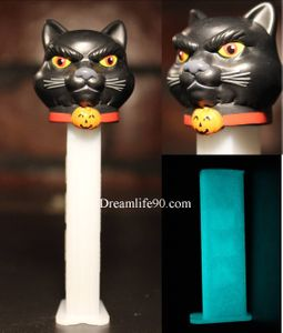 OCTOBER, NOVEMBER and DECEMBER 2015 RAFFLE WINNERS (Glow in the Dark Cat Pez): Darren Jones, Rachel Veenendaal, Mary Kuykendall, Kendal Parrish, Margaret Campbell, Simon Towers, Jewel Paliter, and Steven Kauntz