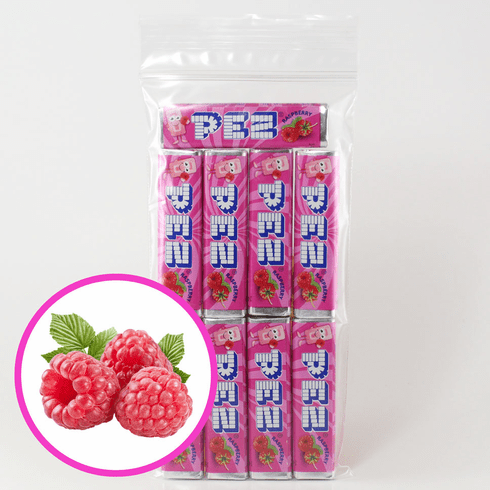 Raspberry Pez Candy 9 Pack -  (No International Buyers, Please)