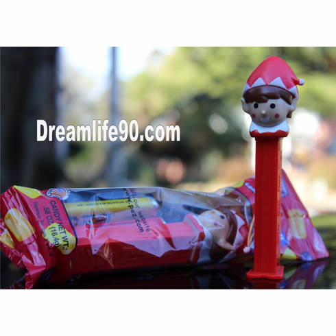 Red Elf Pez, Combo Pack
