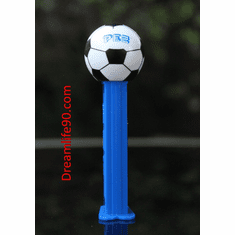 Soccer Ball Pez, Loose