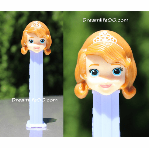 Sofia the First Pez, Disney Junior Series, Loose