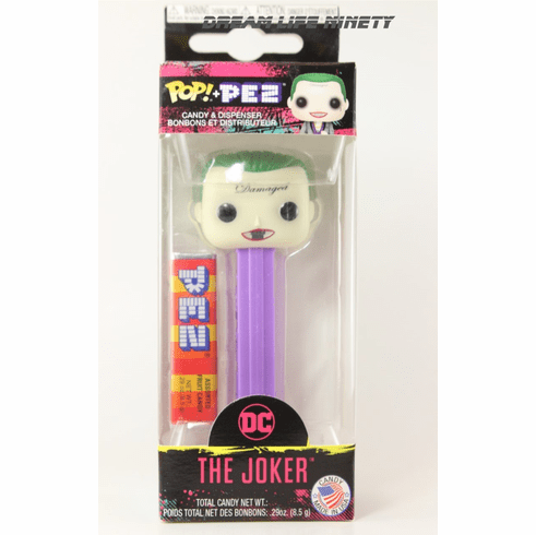 The Joker Funko Pez, DC Comics, ONLY 1 LEFT