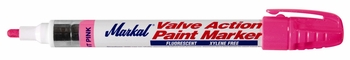 Markal Valve-Action Fluorescent Paint Markers