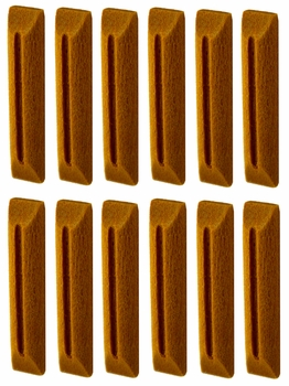 Pack of 12 Alternative Chisel Tips for Rinz Off 44/Sudz Off 44 (Tip #11)