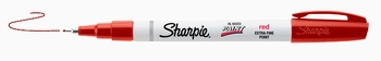 Sharpie Oil-Based Paint Marker, Extra Fine Point