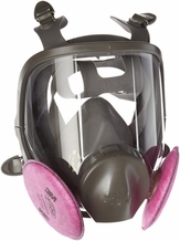 3M Mold Remediation Respirator Kit 69097, Large (Includes 3M Full Facepiece 6900 & two pairs of 3M Particulate Filters 2097)