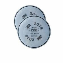 3M Particulate Filter 2078, P95, with Nuisance Level Organic Protection