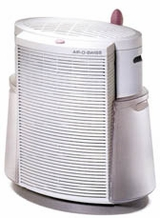 Air-O-Swiss AOS2071 HEPA Air Purifier w/ Cool Mist Humidifier