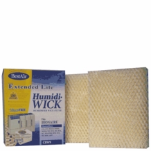 Bionaire 900 Replacement Humidifier Wick Filters (2 pack)