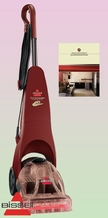 Bissell 2080 Quicksteamer Deep Cleaner - Deluxe Kit