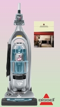 Bissell 37604 Lift-Off Pet Vacuum Cleaner - Deluxe Kit