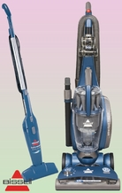 Bissell 5770 Healthy Home Vacuum Cleaner w/ FeatherWeight Stick Vac