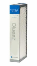 Blueair Replacement HEPA Filter for 200 Series Air Cleaners