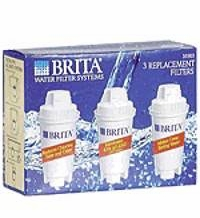 BRITA 35503 Replacement Filters for Drinking Water Pitchers (3 pack)