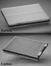 Cabin Air Filter for BMW 5 Series (E39)