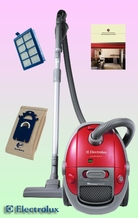 Electrolux EL6985a Canister HEPA Vacuum  - Deluxe Kit
