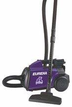 Eureka 3684F Mighty Mite Pet Lover HEPA Canister Vacuum Cleaner