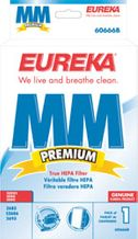 Eureka 60666A Style HF8 Replacement Vacuum Cleaner HEPA Filter