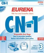 Eureka 61980A Style CN-1 Replacement Bag (3 Pack)