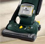 Full Line of Upright Vacuums