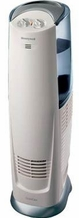 Honeywell HCM-300T Quiet Care 3.0 Gallon Ultraviolet Tower Humidifier- White