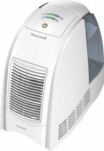 Honeywell HCM-635 QuietCare Cool-Moisture Humidifier, 3-Gallon