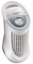 Honeywell HFD-010 QuietClean Tower Air Purifier w/ Permanent Filter