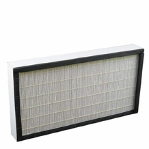 Honeywell HRF-CP2 Replacement Air Cleaner HEPA Filter Combo Pack- 2 HEPA filters and 2 Prefilters