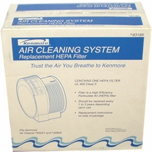 Honeywell MX83189 Replacement Air Cleaner HEPA FIlter