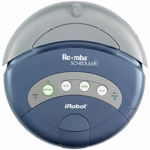 iRobot Roomba 4230 Scheduler Robotic Vacuum Cleaner