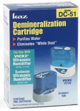 Kaz DC-516-6 Demineralization Cartridge