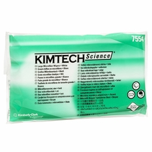 Kimtech Science Large Microfiber Task Wipes For Non-Abrasive Cleaning- 20 wipes