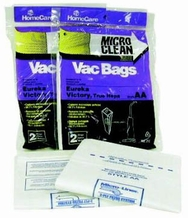 Micro Clean Multi-Layer Bags for Oreck Upright and Style CC (set of 8)