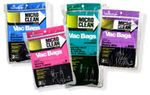 Micro Clean Multi-Layer Vacuum Bags with Bactrastat