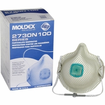 Moldex 2730 N100 Particulate Respirator Mask (5 pack)
