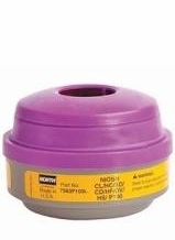 North 7583 P100 Particulate and Multi Gas Cartridge- 1 Pair (2 Each)