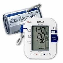 Omron HEM780 Automatic Blood Pressure Monitor with ComFit Cuff
