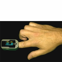 Oximeter Plus C-21 Finger Pulse Oximeter