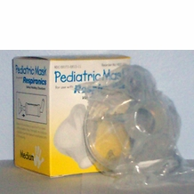Respironics HS81110010 Mask for Optichamber Advantage, Small