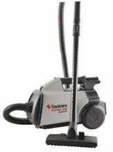 Sanitaire S3686D Canister HEPA Vacuum Cleaner