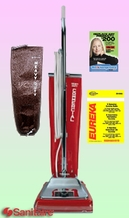 Sanitaire SC886E Commercial Upright Vacuum - Deluxe Kit